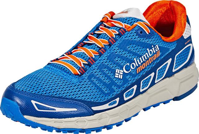 Columbia Zapatillas Columbia Bajada III verde azul Neutro